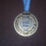 Primer Premio YogaDance.CampeonatoYogaArtístico.Fund.Litoral.Rosario'96.