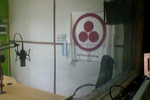 BANDERA DE LA PAZ. EN RADIO 5